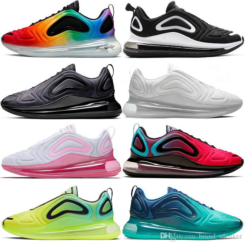 Gold Triple Total Femmes Nike Air Classique 720 Designer Hommes Black Chaussures Baskets Pour Desert Kpu Max Og 720s Eclipse vONn80mw