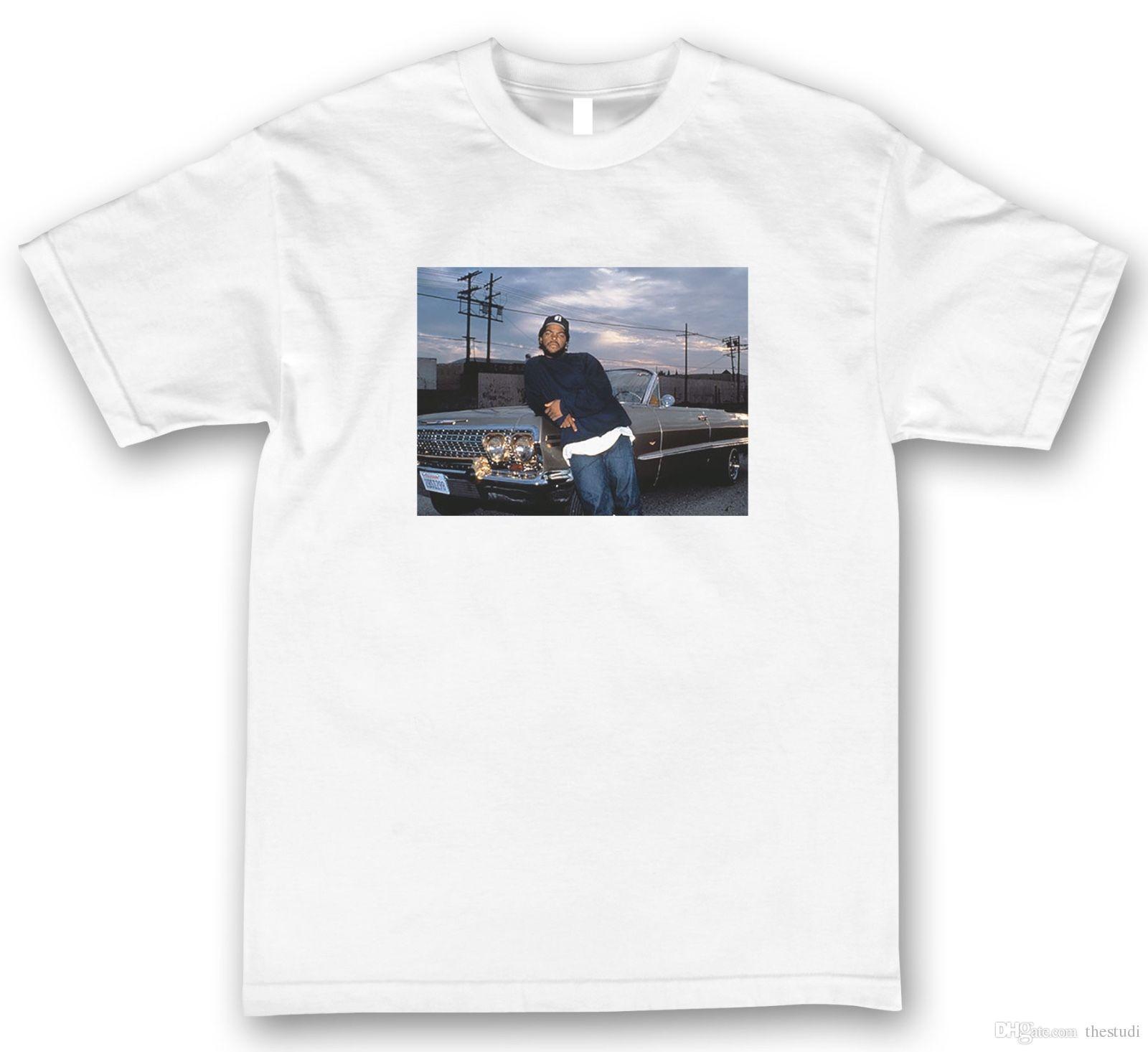 4c0d6b4e2 DOUGHBOY BOYZ N THE HOOD T SHIRT IN WHITE NWA ICE CUBE 90'S MOVIES NEW SZ S  3XL Cool T Shirt Buy Shirts Online From Thestudi, $10.73  DHgate.Com