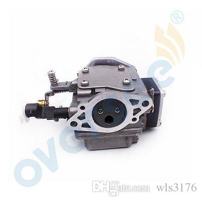 63V-14301-10-00 Carburetor assy For Yamaha Outboard Engine Parts 9 9HP 15HP  2T