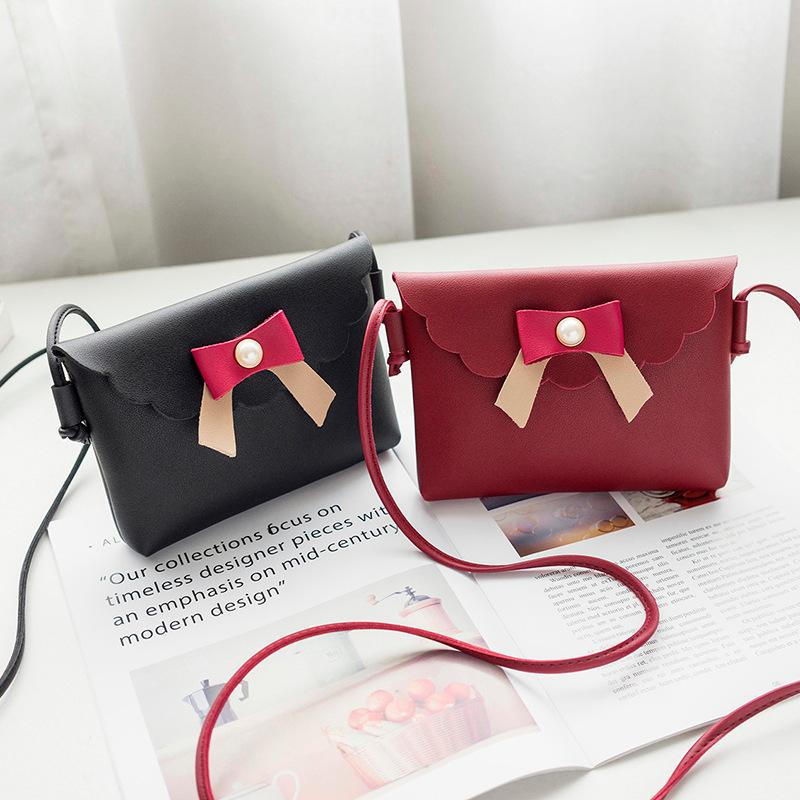 66aff84047 Women Pu Leather Wallet Coin Purse Bowknot Shoulder Bag Cellphone Pouch  Fa 3 Women Bag Leather Bags For Women Womens Bags From Maxtext03