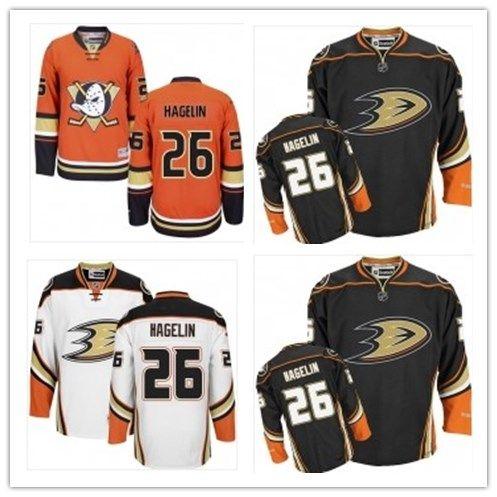 best loved 5dca8 4651f Anaheim 2019 Hockey Jerseys Ducks men/women/youth best 26 Carl Hagelin  Jersey custom name and number free ship baseball wear