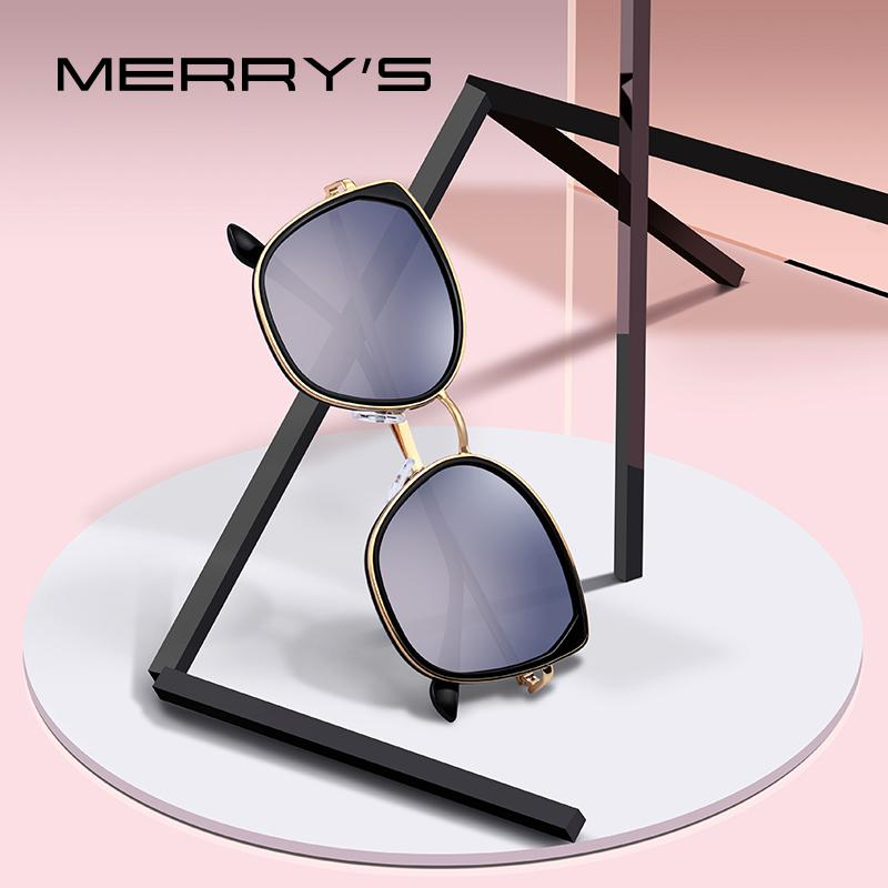 5988dbaec2 MERRYS Women Fashion Cat Eye Polarized Sunglasses Ladies Trending Sun  Glasses UV400 Protection S6206 Sports Sunglasses Cheap Prescription  Sunglasses From ...