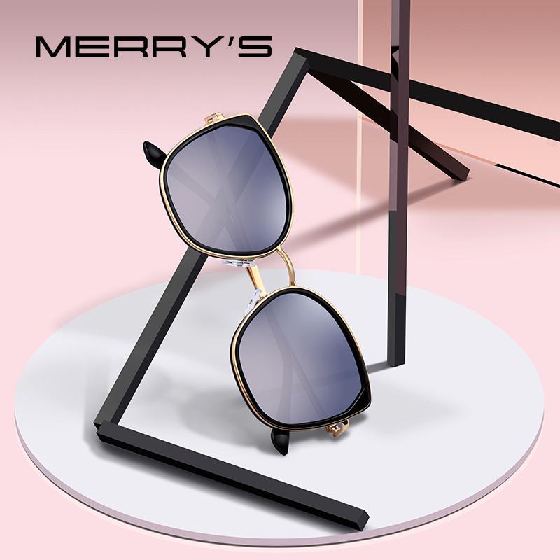5988dbaec2 MERRYS Women Fashion Cat Eye Polarized Sunglasses Ladies Trending Sun  Glasses UV400 Protection S6206 Sports Sunglasses Cheap Prescription  Sunglasses From ...