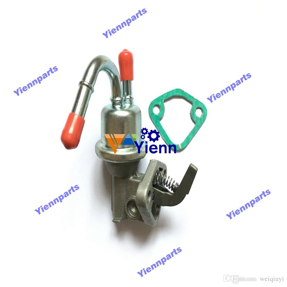 V3800 Fuel Feed Pump For Kubota excavator loader and KUBOTA M1004 Tractor V3800-DI-TI diesel engine repair parts