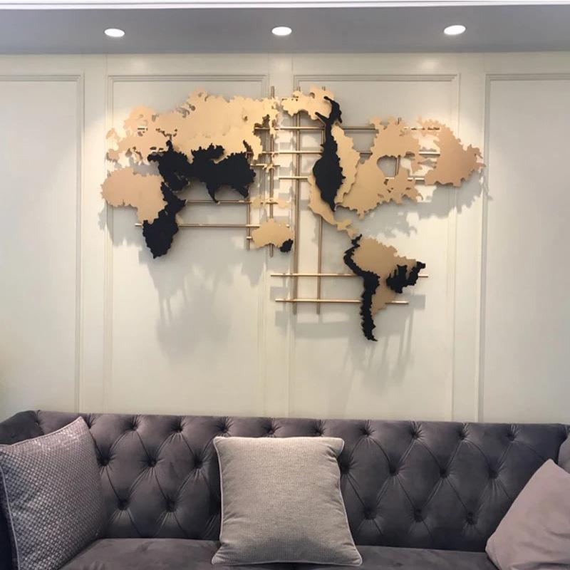 Acheter Tieyi Modele Chambre Decoration Murale En Trois Dimensions