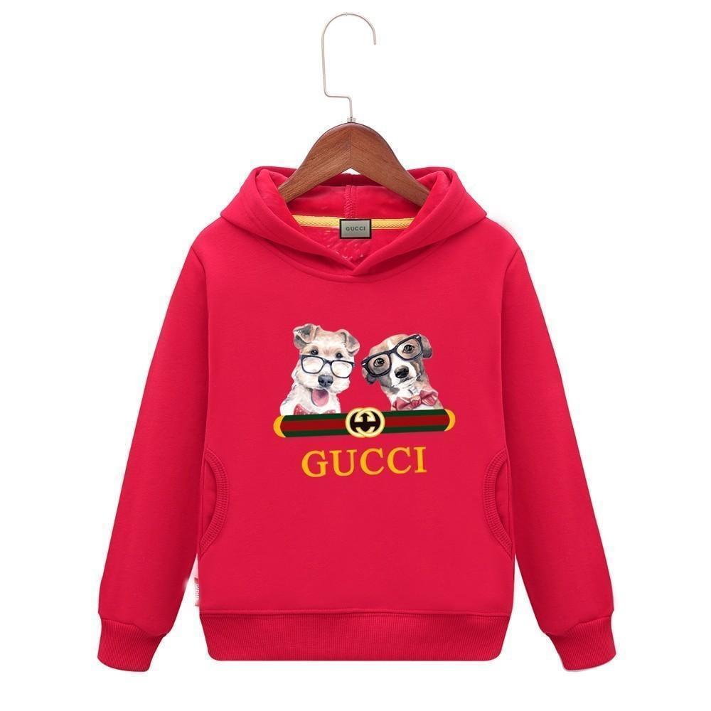 bd58a22d1 Boys Hoodie Spring And Autumn Clothes Children Velvet Sweater Korean ...