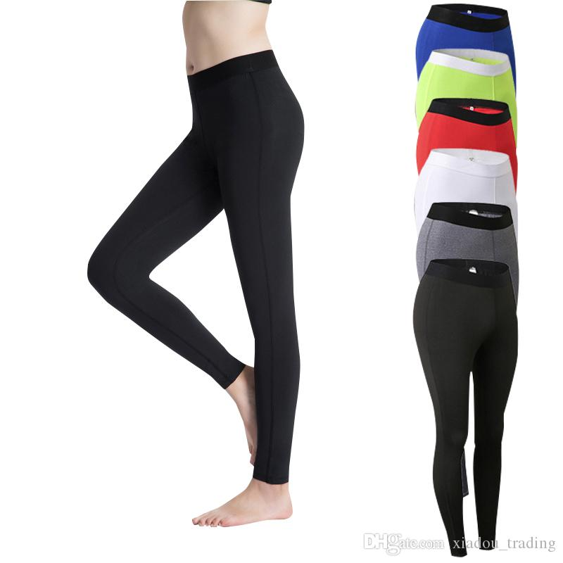 e77852854c8 2019 Women Leggings Female Gym Fitness Sports Pants Compression For Yoga  Running Training Tight Outdoor Sport Pants Everyday Wear From  Xiadou trading