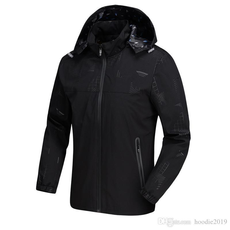 548a83e5e Hot Brand New Men's Under Armour Jackets Hoodie Outdoor Jackets Climbing  Clothes Outerwear Coats Free Shipping