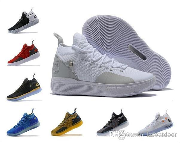 41276d4fe243 2019 2019 New Sale All Star Black White BHM University Red City Series Top  Best Quality KD 11 11s XI Men Basketball Shoes Sneakers Lulu From  Lzfoutdoor