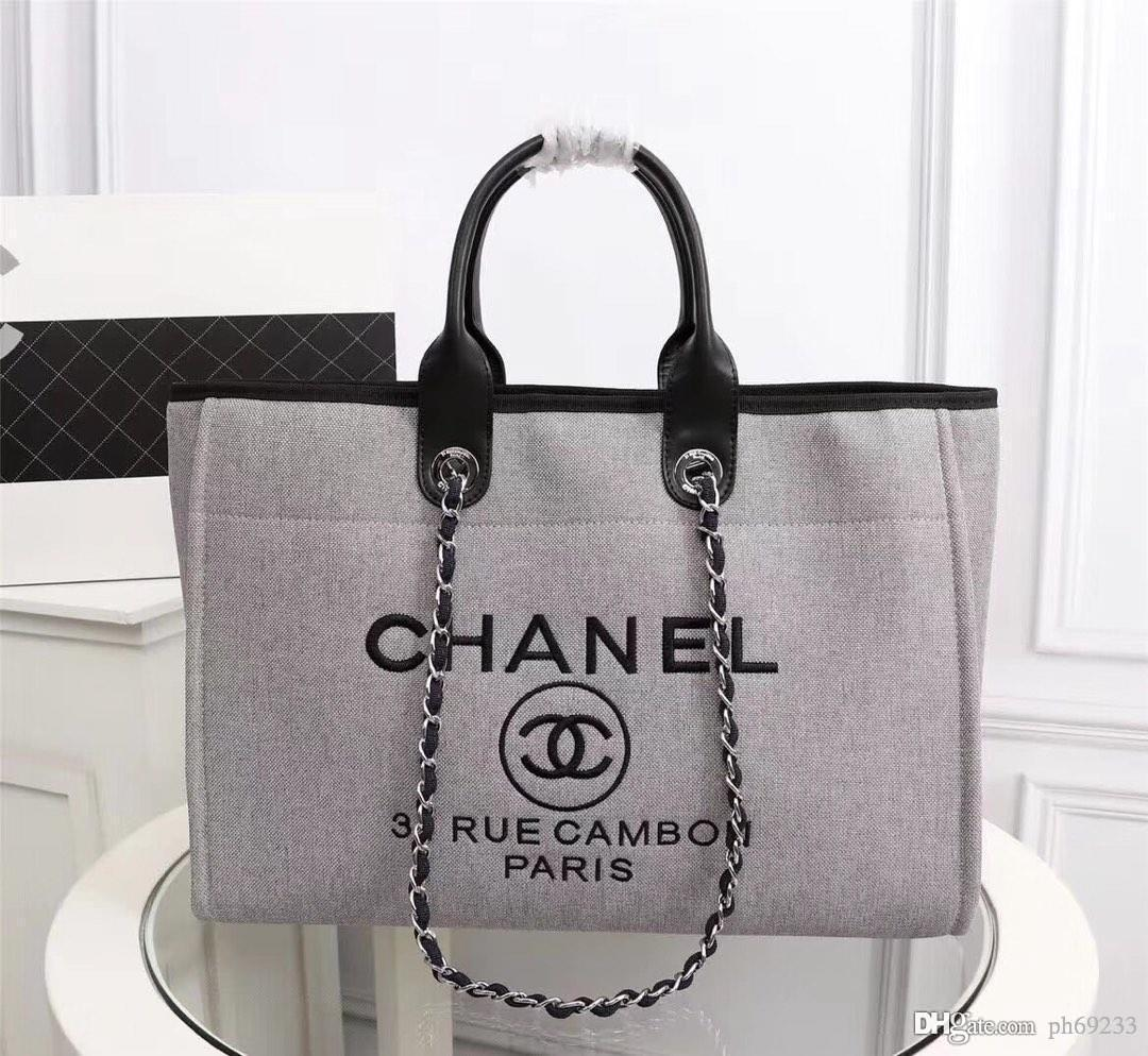 6b94f4968fc5 Promotional Price 2018 Explosion Models Ladies Beach Bag High Quality Girl  Shopping Bag 43*30*15 989810 Online with $83.84/Piece on Ph69233's Store ...