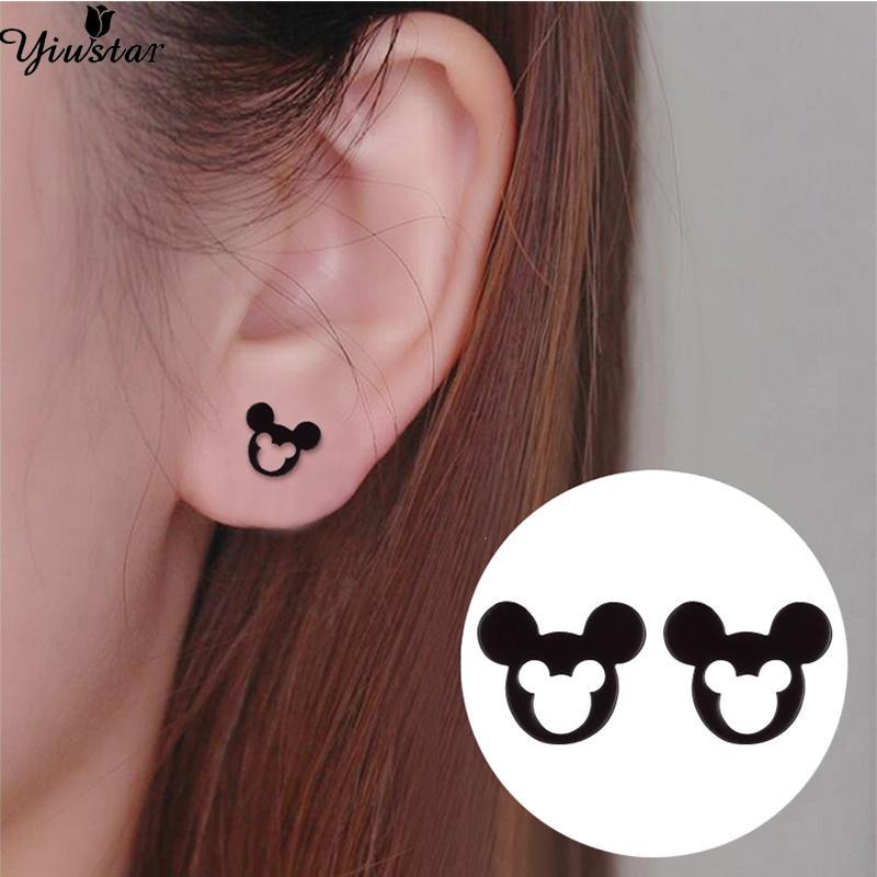 Yiustar Wave-Ohr-Stulpe-Wave-Cartilage Ohrringe Frauen-Edelstahl-Twisted-Ohr-Stulpe-Boho Schmuck Gefälschte Conch Piercing Ohrstecker