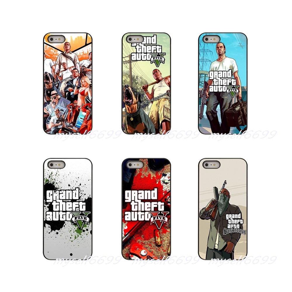 Fundas Móviles GTA San Andreas GTA Grand Theft Auto 5 V