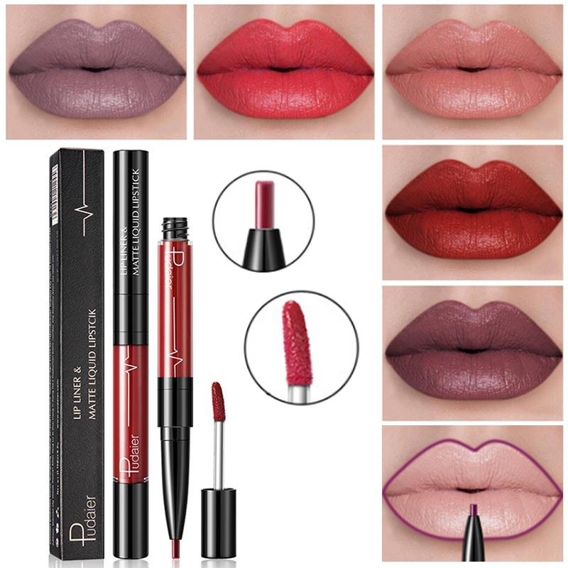 New Professional 1pc 25 Colors Lip Gloss Lipstick Set Womens Fashion Sexy Lip Cosmetic Makeup Palette Set Beauty Essentials