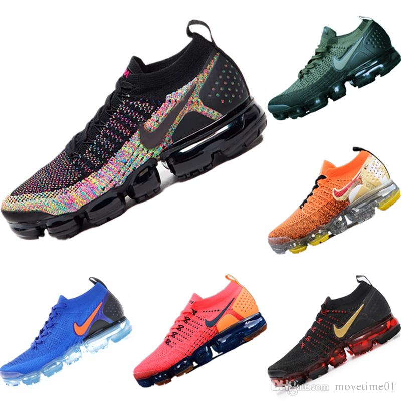 2019 Year of the Pig FK 2.0 Betrue Stretch Knit Breathable Running Shoes Betrue Blood Vessel Zoom Air Sports Shoes