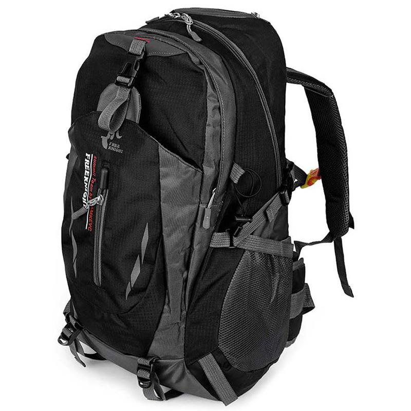 Free Knight 40L Outdoor Hiking Rucksack Water Resistant Fabric ... a23c97d8d0ad0