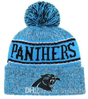 6aecc7ff4e7a38 2019 2019 Panthers Beanie CAR Sideline Cold Weather Graphite Official  Revers Sport Knit Hat All Team Winter Knitted Wool Skull Cap 1000+ From  Lindab2b, ...