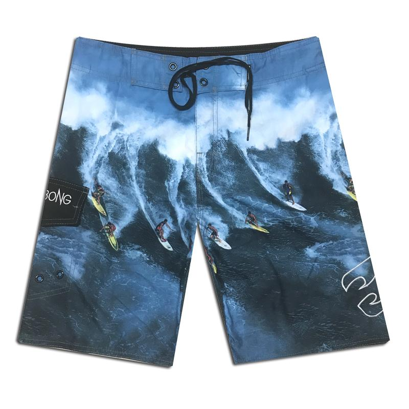 New Hot Sale beach movement sports shorts pants short homme for men Running Swimming Surfing Trunks 2019 Quick Dry