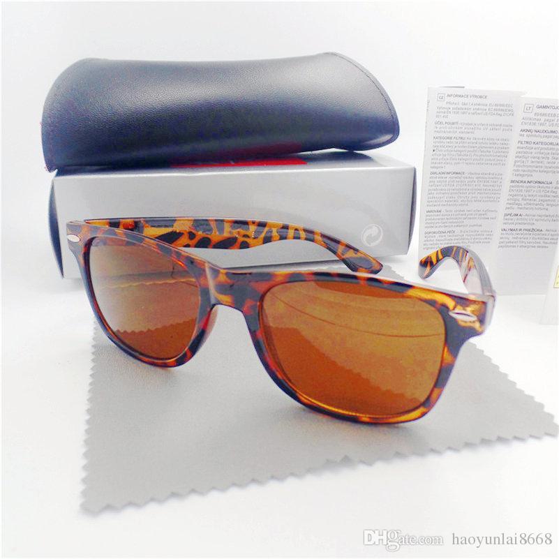 bd364fb665d3 Hot Sale Men Glass Gray Dark Green Lens Sun Glasses Outdoor UV ...