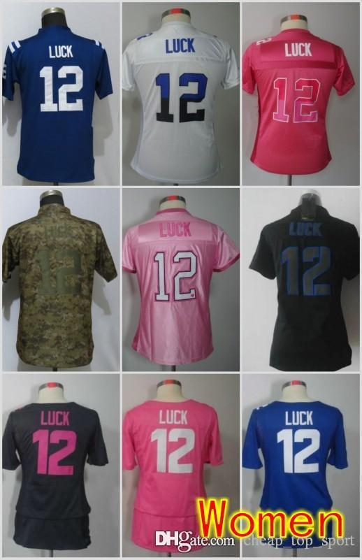Indianapolis Jerseys 12 Andrew Luck