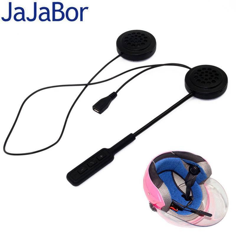 313a404e36f JaJaBor Motor Wireless Bluetooth Headset Motorcycle Helmet Headphone Music  Speaker Hands Free Noise Reduction Rechargeable Motorcycle Helmet Makes ...