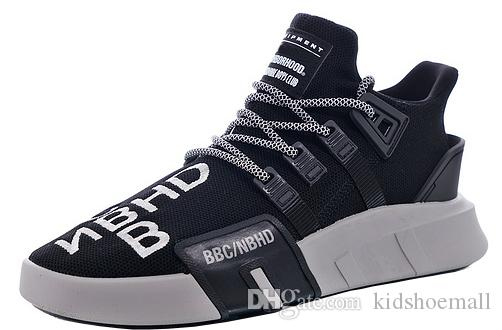 new concept e57a3 45d55 Mens Neighborhood NBHD BBC EQT Basketball ADV Shoes for Men Sneakers Male  Sneaker Womens Shoe Female Chaussures Boys Trainers Girls Sports