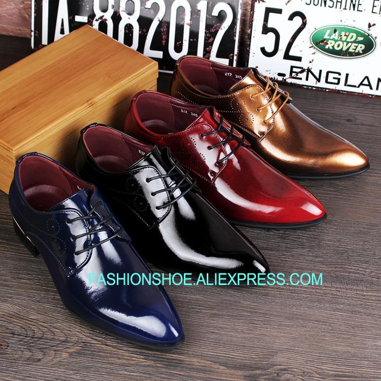 e87eb7ed73f Custom Made Fashion Designer Oxfords Wedding Dress Shoes Flats Lace Up  Pointed Toe Lace Up Brogue Business Shoes Hot Selling Pumps Shoes Slippers  For Men ...
