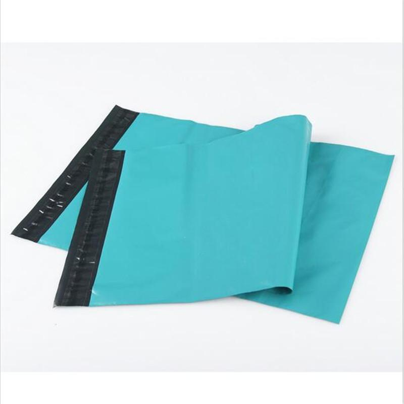 27513d3f18 2019 50p 100 300 17 30cm Green Poly Mailer Plastic Shipping Mailing Bag  Envelopes Polybags Strong Plastic Seal Postage Bags 170x300mm C18112801  From ...