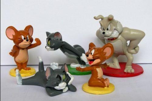 5шт милые дети игрушка фигурка животных игрушки смешные образовательные игрушки фигурки модель подарки домашний декор