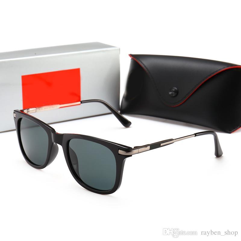 recientemente gafas de sol para mujer ray ban estilo