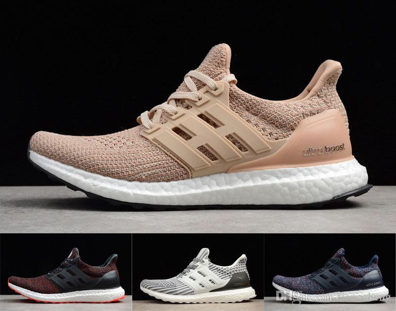 28f639f570810 2019 Ultra Boosts Running Shoes For Mens Womens Ultraboost 3.0 4.0 5.0 Sneakers  Trainers Designer Walking Shoe Ultra Boost Running Shoes Ultra Boost 4.0 ...