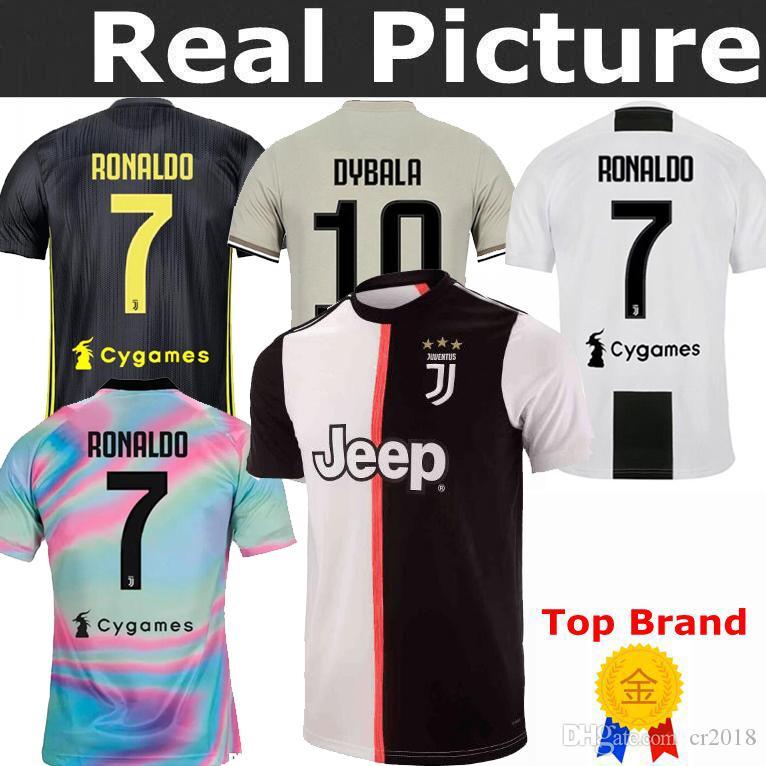 0b067d91 2019 19 20 Juventus Jersey Home ZIDANE 21 DEL PIERO 21 INZAGHI 2019 2020  Home Away Third RONALDO 7 HIGUAIN 9 PIRLO 21 Football Shirts From Cr2018,  ...
