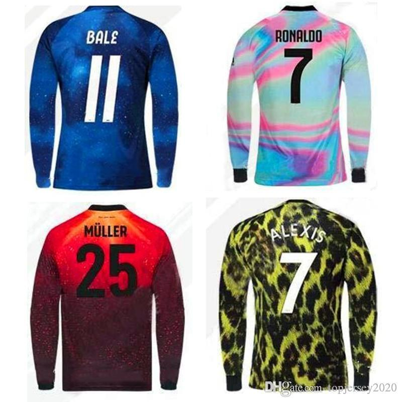 98bff29b6 2019 18 19 Juventus EA Sports Long Sleeve Jersey Soccer 2018 2019 Bayern  Munich Digital INSANE Football Shirt Man Utd REAL MADRID Maillot From  Topjersey2020 ...