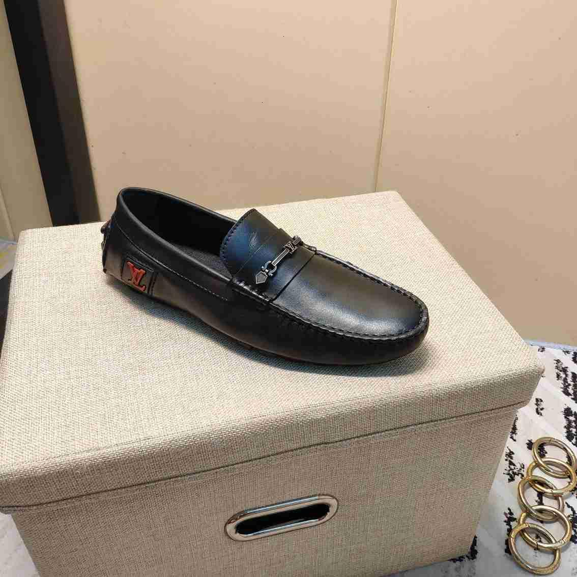 Spring and Autumn New Simple Bean Shoes, loafers for Men, Drivers, Korean Edition, Slip-On kids