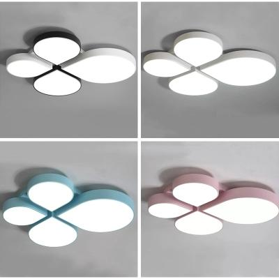 Les Lustres Noir Moderne Led Salon La Blanc Salle D'éclairage Plafonniers Séjour Lampe Du De Pour nOkwP0
