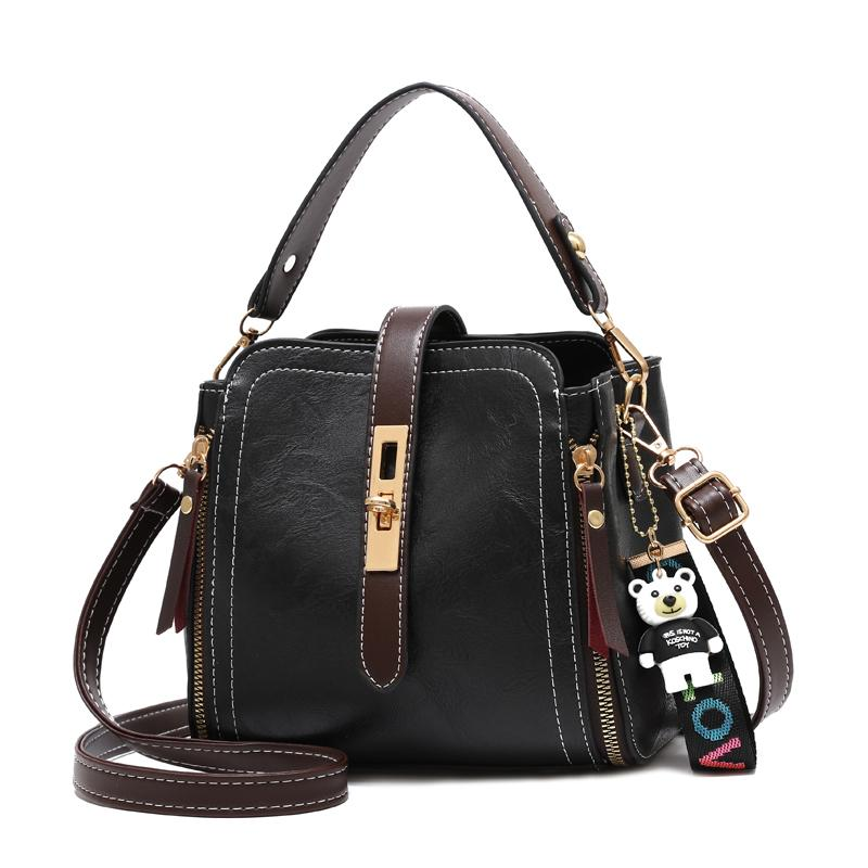 Lady Small Bag Female Brand New Korean Version of The Shoulder Messenger Bag Women's Fashion Wild Ins Hot Sale Handbags 2019