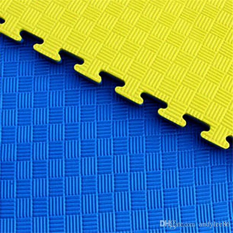 Non-toxic Taekwondo Martial Art Style puzzle EVA foam mat/ Interlock Tatami  Mat/ Judo mat