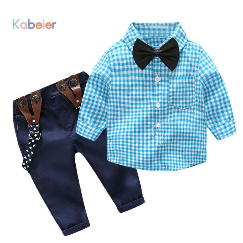 9440f1b11282 2019 2019 Autumn Baby Boy Clothes Baby Clothing Set Fashion Cotton ...