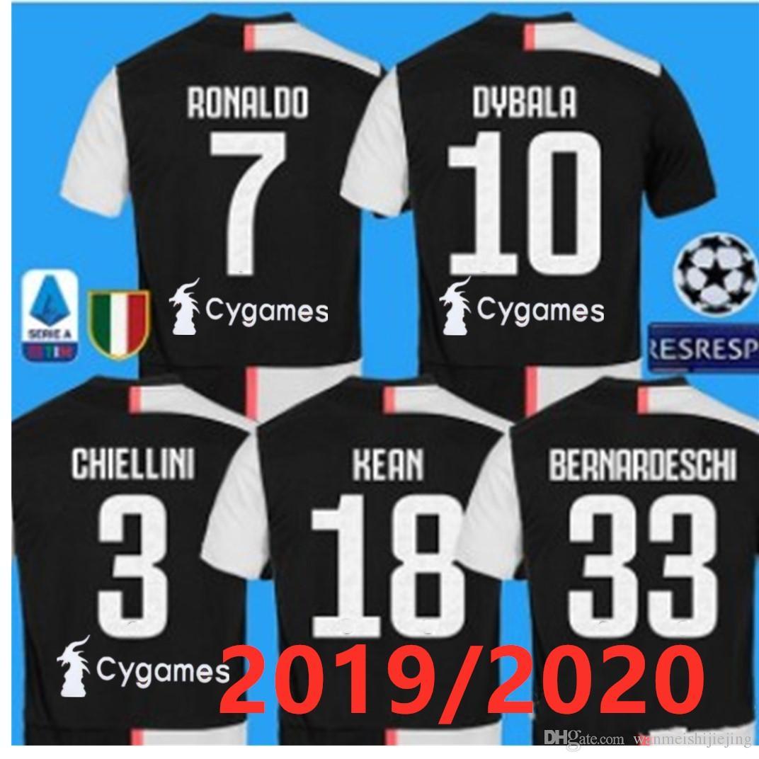 0d15cfc4757 2019 2019 2020 Top Qualit JUVE 3RD Soccer Jersey 19 20 JUVE RONALDO Home  DYBALA BUFFON Camisetas Futbol Camisas Maillot Football Shirt From  Wanmeishijiejing ...