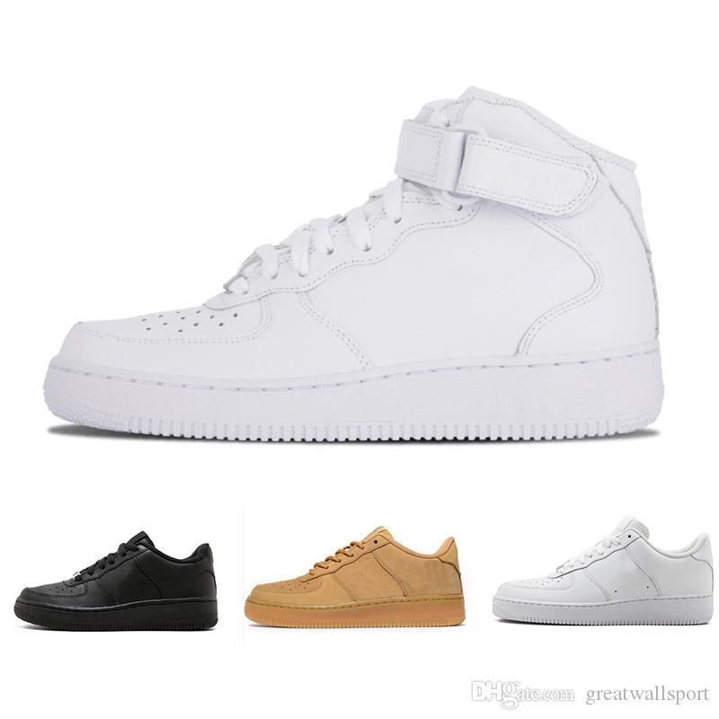 Nike Noir Dunk Sport Af Tout Force Cut De 1 2019 New Baskets Hommes Chaussures Blanc Forcés Fly Forces Air Low One Femmes Classic 1s bf7yYg6