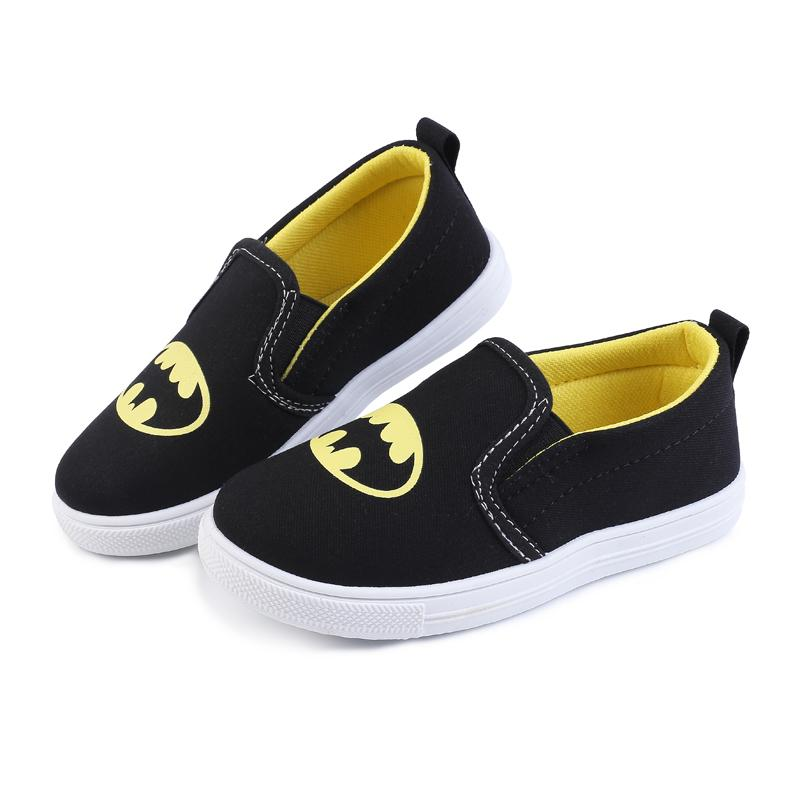 a54bfb5934 2019 Batman Shoes For Boys Super Heroes Design Kids Sports Running Sneakers  Children'S Casual Flats Kids Loafers Batman Sneakers Tennis Shoes For Kids  Girls ...