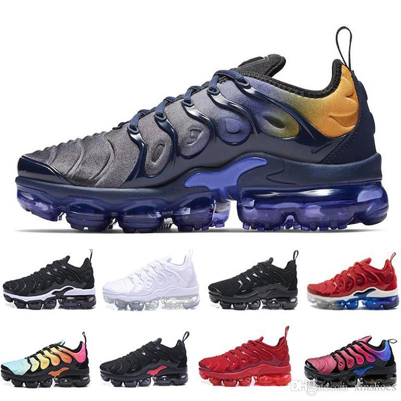 nike air max vapormax tn Plus Regency Purple Hommes Femmes Triple Chaussures De Plein Air blanc presto Tiger kaki Training Designer Sport Baskets