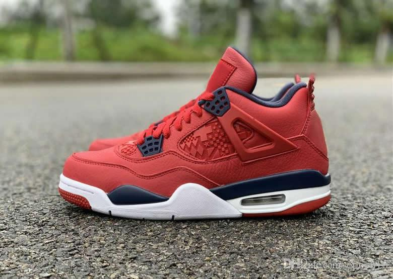 Authentic Version 4s Gym Red White Metallic Gold Obsidian CI1184-617 Mens Designer Basketball Shoes Top Quality Ship With Original Box