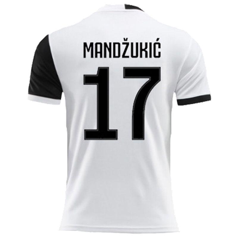 New 2019 2020 MANDZUKIC Soccer Jersey Men Kids Home Football Shirt ... c511b7073