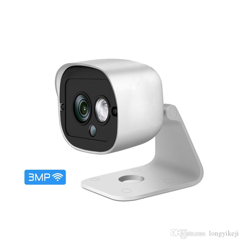 Indoor HD IP Camera 1080P 3MP Infrared Wireless Network Camera Home Security WiFi Baby Monitor Outdoor Waterproof