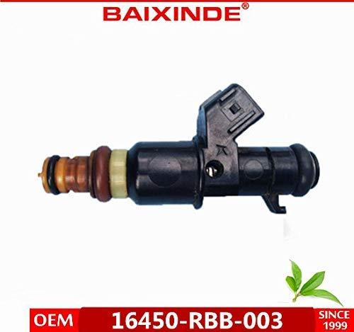 fuel injector OEM 16450-RBB-003 new nozzle for Acura TSX RSX & Honda Civic