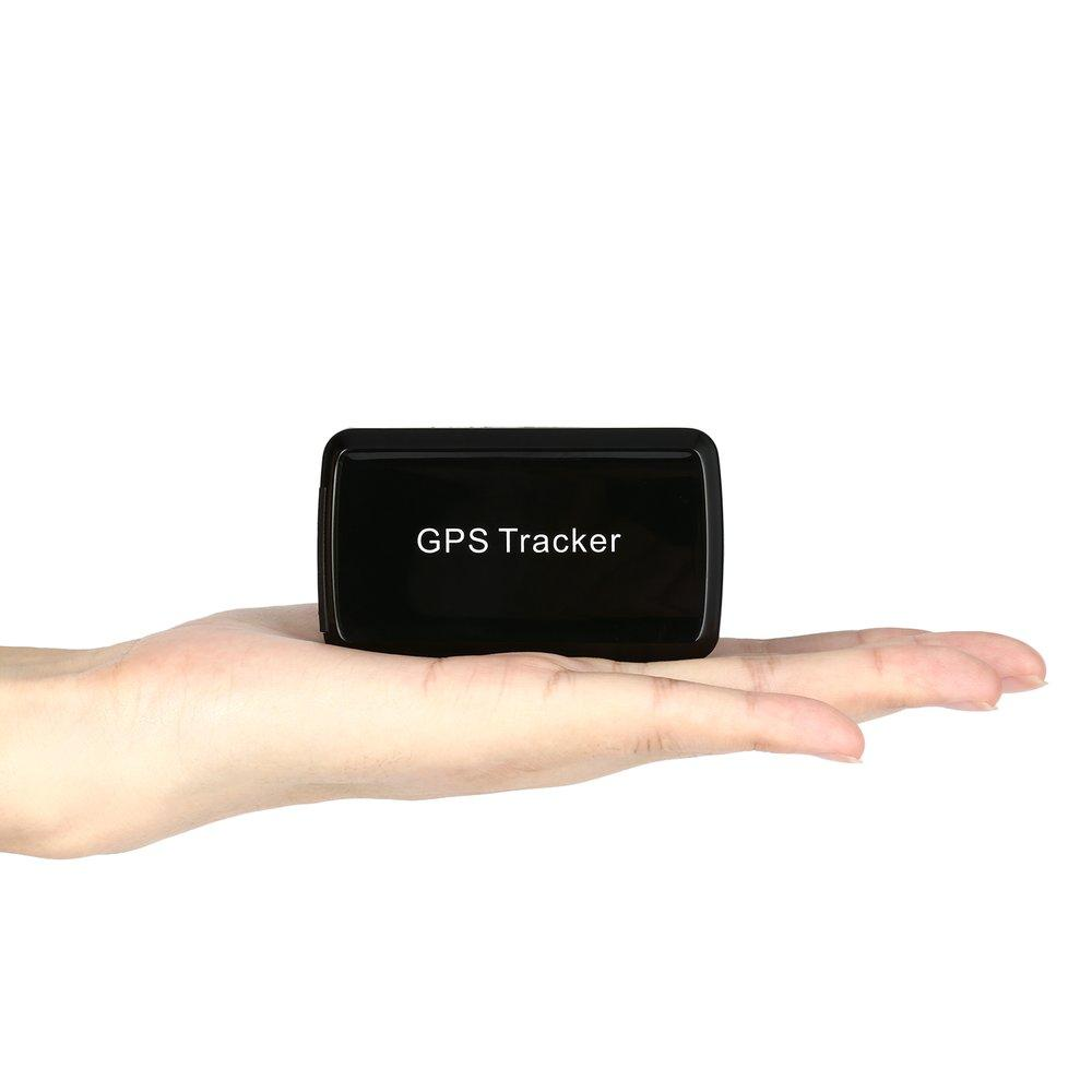 Mini GPS Tracker GPS / LBS / GSM GPRS Tracker Long Standby Built-in Magnetism 4000mA Battery Data Logging Geo-fence Alarm