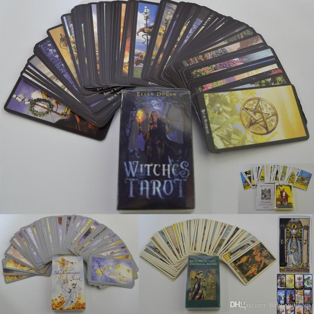 карты ведьма играть