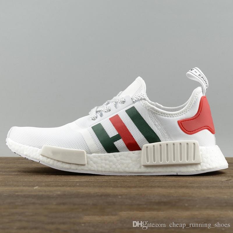 6b52c1da48a6d Casual Shoes NMD R1 X Bees Shoes Ace Runner PK Primeknit OG Triple Black  White Men Women Brand Luxury Sneakers Breathable Formal Shoes Shoe Shops  From ...
