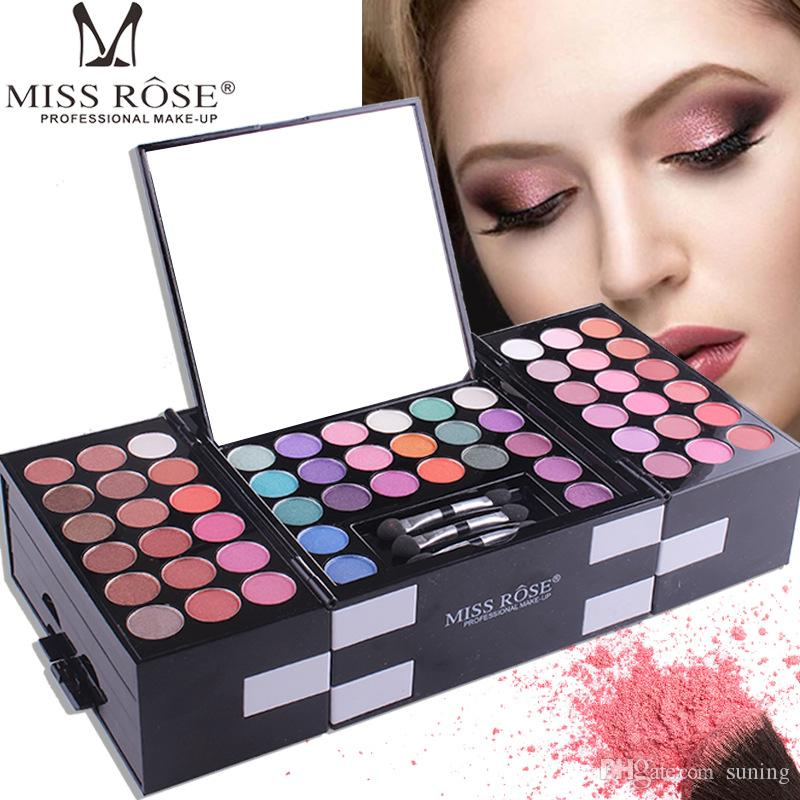 MISS ROSE Make Up Set 142 Colors Eyeshadow Palette