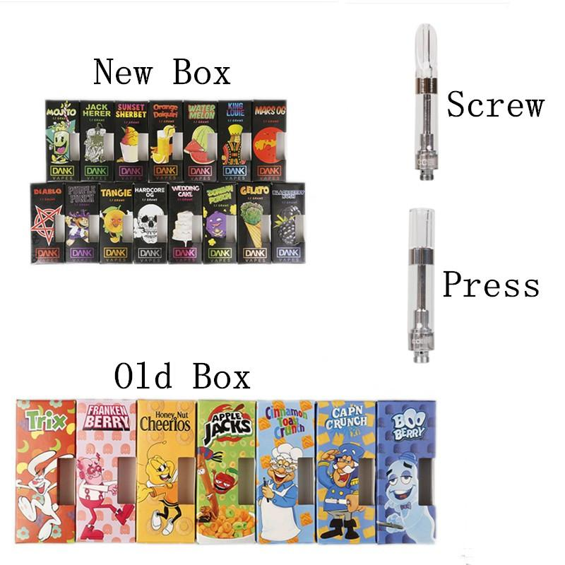 Cereal Carts Dank Vapes